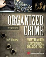 Organized Crime - Albanese, Jay S. (virginia Commonwealth University, Usa) - ISBN: 9780323296069