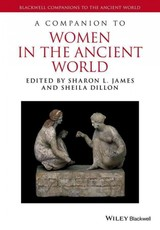 Companion To Women In The Ancient World - ISBN: 9781119025542