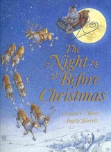 Night Before Christmas - Moore, Clement C. - ISBN: 9781408318645
