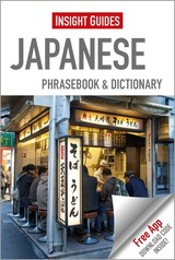 Insight Guides Phrasebook Japanese - Insight Guides - ISBN: 9781780058337