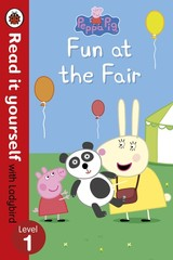 Peppa Pig: Fun At The Fair - Read It Yourself With Ladybird - Ladybird - ISBN: 9780723295228