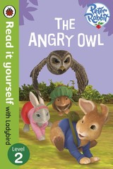 Peter Rabbit: The Angry Owl - Read It Yourself With Ladybird - Ladybird - ISBN: 9780723295280