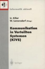 Kommunikation In Verteilten Systemen (kivs) - Killat, Ulrich (EDT)/ Lamersdorf, Winfried (EDT) - ISBN: 9783540416456