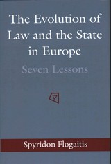 Evolution Of Law And The State In Europe - Flogaitis, Spyridon - ISBN: 9781849466448