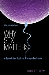 Why Sex Matters - Low, Bobbi S. - ISBN: 9780691163888