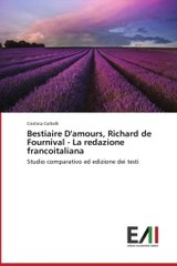 Bestiaire D'amours - Coltelli Cristina - ISBN: 9783639657838