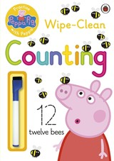 Peppa Pig: Practise With Peppa: Wipe-clean First Counting - Peppa Pig - ISBN: 9780723297765