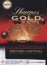 Sharpes Gold, 1 MP3-CD - Cornwell, Bernard - ISBN: 9783942270397