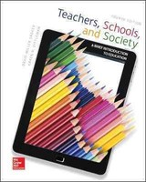 Teachers, Schools, And Society: A Brief Introduction To Education - Zittleman, Karen R.; Sadker, David Miller - ISBN: 9780078110436