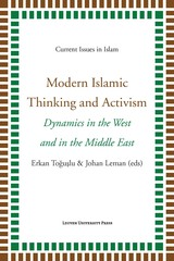 Modern Islamic thinking and activism - ISBN: 9789461661524