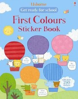 First Colours Sticker Book - Tudhope, Simon - ISBN: 9781409582571