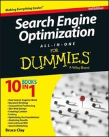 Search Engine Optimization All-in-one For Dummies - Clay, Bruce - ISBN: 9781118921753