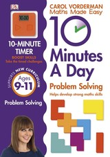 10 Minutes A Day Problem Solving Ages 9-11 Key Stage 2 - Vorderman, Carol - ISBN: 9780241183878