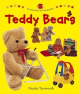 Say And Point Picture Boards: Teddy Bears - Tuxworth, Nicola - ISBN: 9781861474506