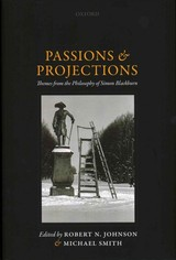 Passions And Projections - Johnson, Robert N. (EDT)/ Smith, Michael (EDT) - ISBN: 9780198723172