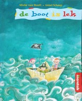 De boot is lek - Mieke van Hooft - ISBN: 9789043704021