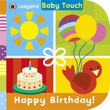 Baby Touch: Happy Birthday! - Ladybird - ISBN: 9780723299349