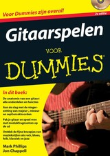 Gitaarspelen voor Dummies - Jon Chappell; Mark Philips - ISBN: 9789045350882