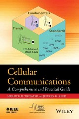 Cellular Communications - Reed, Jeffrey H.; Tripathi, Nishith - ISBN: 9780470472071
