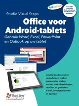 Office voor Android-tablets - ISBN: 9789059057814