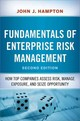 Fundamentals Of Enterprise Risk Management - Hampton, John J. - ISBN: 9780814449035