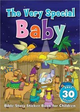 Very Special Baby Sticker Book - Harvest House Publishers - ISBN: 9780736961585