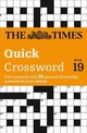 Times Quick Crossword Book 19 - Grimshaw, John; The Times Mind Games - ISBN: 9780007580804
