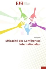 Efficacit  Des Conf Rences Internationales - Karam-d - ISBN: 9783841736697