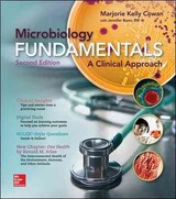 Microbiology Fundamentals: A Clinical Approach - Cowan, Marjorie Kelly; Bunn, Jennifer - ISBN: 9780078021046