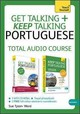 Get Talking And Keep Talking Portuguese Total Audio Course - Tyson-ward, Sue - ISBN: 9781444185492