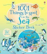 1001 Things To Spot In The Sea Sticker Book - ISBN: 9781409583417