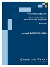 Cyber-physical Systems - Acatech (EDT) - ISBN: 9783642290893