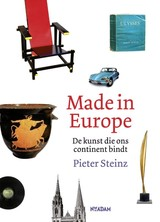 Made in Europe - Pieter Steinz; Yulia Knol - ISBN: 9789046819258