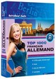 Top 1000 Audiotrainer Französisch-Deutsch / Français-Allemand, 2 Audio/mp3-CDs m. Booklet - ISBN: 9783898317917