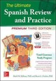 The Ultimate Spanish Review And Practice - Gordon, Ronni L., Ph.D./ Stillman, David M., Ph.D. - ISBN: 9780071847582