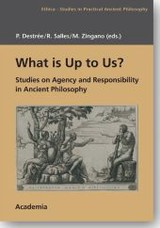 What is Up to Us?. - ISBN: 9783896656346