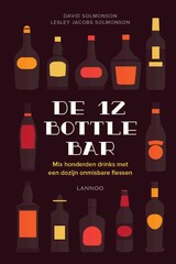 De 12 Bottle Bar - Lesley Jacobs Solmonson; David Solmonson - ISBN: 9789401426220
