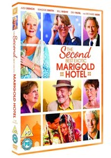 Second best exotic marigold hotel - ISBN: 8712626078197
