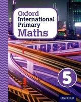 Oxford International Primary Maths 5 - Moseley, Cherri; Rees, Janet; Glithro, Linda; Clissold, Caroline - ISBN: 9780198394631
