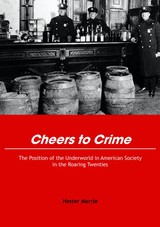 Cheers to Crime - Hester Martin - ISBN: 9789490586119