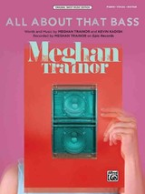 All About That Bass - Trainor, Meghan - ISBN: 9781470619770