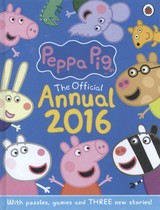 Peppa Pig Official Annual 2016 - ISBN: 9780723299301
