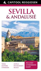 Sevilla & Andalusië - Capitool - ISBN: 9789000342198