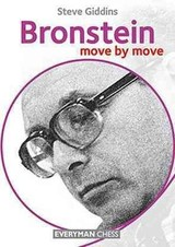 Bronstein: Move By Move - Giddins, Steve - ISBN: 9781781942390
