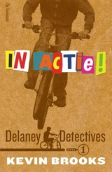 DELANEY DETECTIVES 1 IN ACTIE! - Kevin Brooks - ISBN: 9789076174464