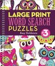 Large Print Word Search Puzzles 3 - Goldstein, Amy - ISBN: 9781454914983