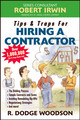 Tips And Traps For Hiring A Contractor - Woodson, Roger D. - ISBN: 9780071445849