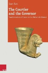 Courtier And The Governor - Burt, Sean - ISBN: 9783525550762