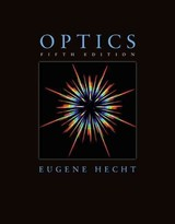 Optics - Hecht, Eugene - ISBN: 9780133977226