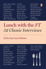 Lunch With The Ft - Barber, Lionel - ISBN: 9780241239469